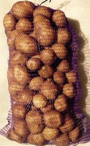 Potatoes  Washed